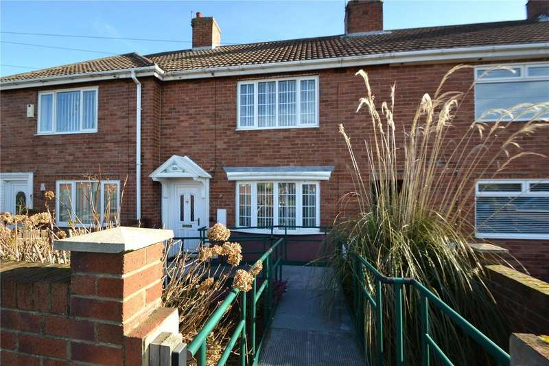 2 Bedrooms Terraced House for sale in Hawthorne Terrace, Shotton, Co.Durham, DH6