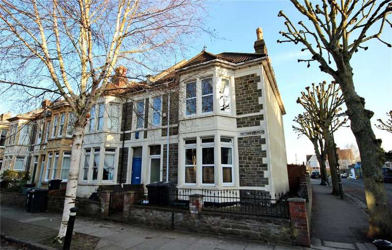 5 Bedrooms End Of Terrace House for sale in Sefton Park Road, St Andrews, Bristol, BS7
