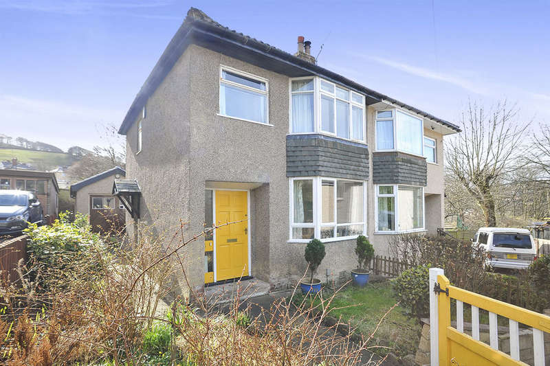 3 Bedrooms Semi Detached House for sale in Park Way, Keighley, BD21