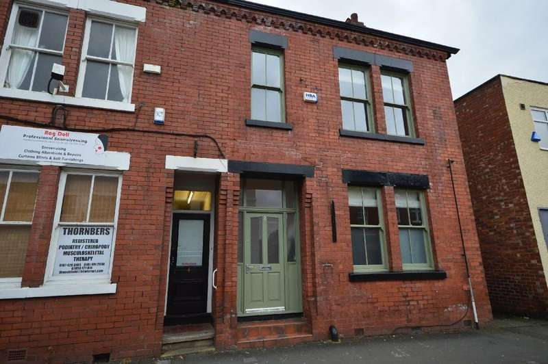 3 Bedrooms End Of Terrace House for sale in Ashfield Road, Cheadle
