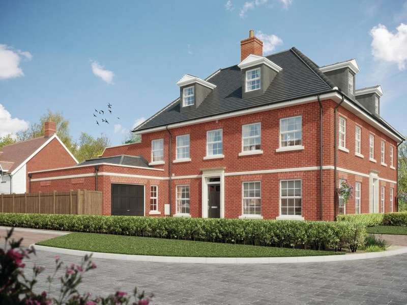 5 Bedrooms Detached House for sale in Near Quendon