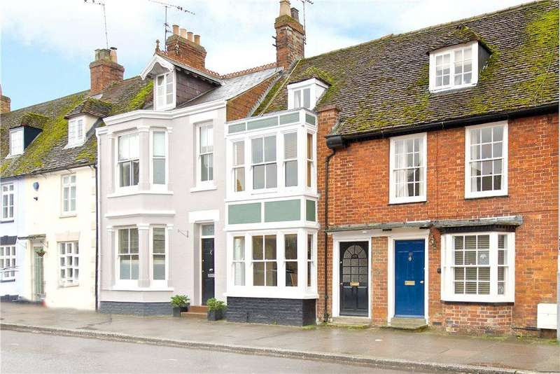 3 Bedrooms Unique Property for sale in High Street, Stony Stratford, Buckinghamshire