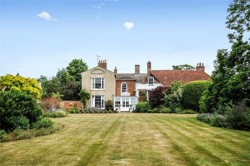 6 Bedrooms Unique Property for sale in Station Road, Melton, Woodbridge, Suffolk, IP12