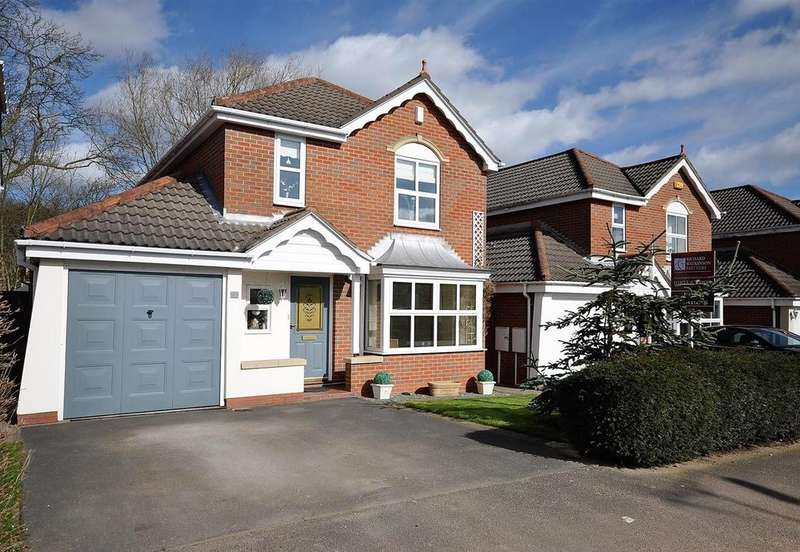 4 Bedrooms Detached House for sale in Felton Avenue, Mansfield Woodhouse