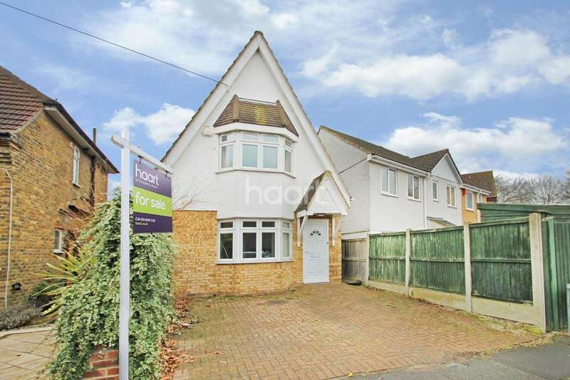 2 Bedrooms Detached House for sale in Stevens Road, Dagenham