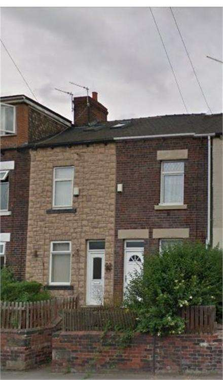 2 Bedrooms Terraced House for sale in Grange Lane, Stairfoot, Barnsley, South Yorkshire