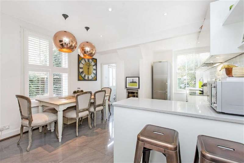 2 Bedrooms Property for sale in Tenham Avenue, Balham
