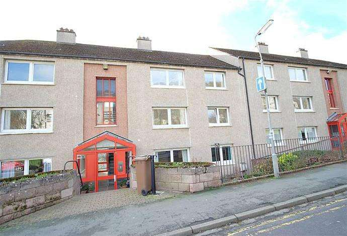 2 Bedrooms Flat for sale in 17 Langlee Drive, Galashiels, TD1 2DY