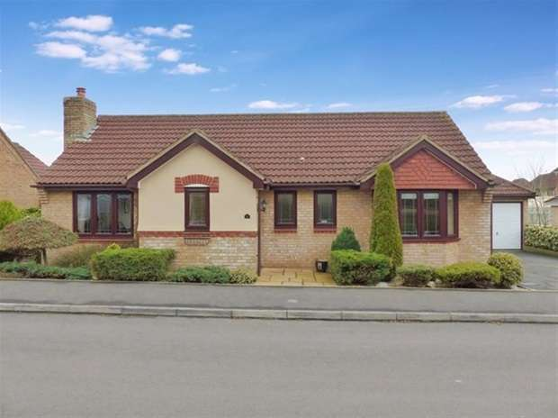 3 Bedrooms Detached Bungalow for sale in Haygrove Close, Warminster