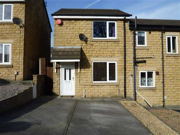 2 Bedrooms Town House for sale in Crown Green, Cowlersley, Huddersfield