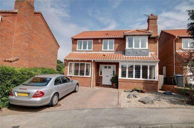 4 Bedrooms Detached House for sale in FERENS PARK, DURHAM CITY, DURHAM CITY
