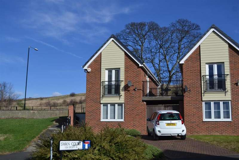 2 Bedrooms Detached House for sale in Swan Court, Hylton Castle, Sunderland