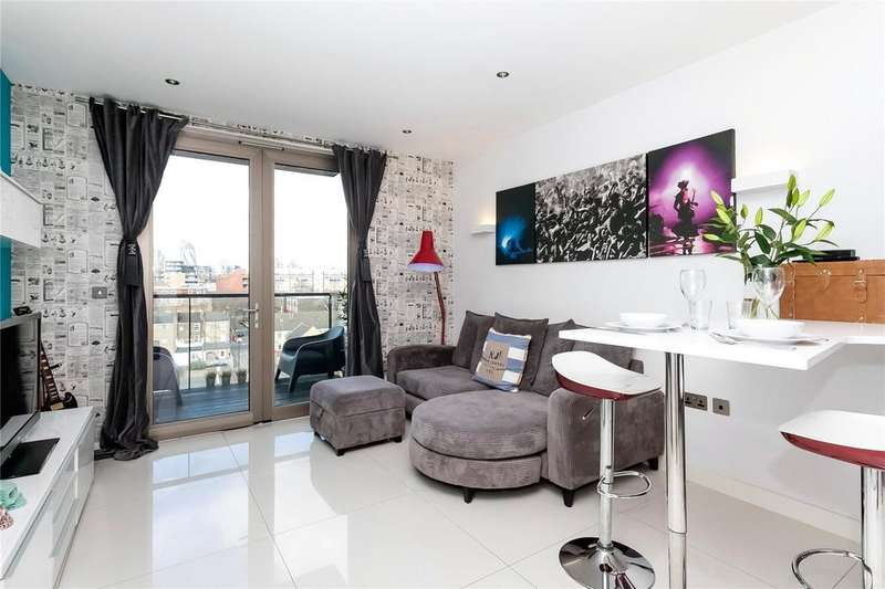 1 Bedroom Apartment Flat for sale in Haven Way, London, SE1