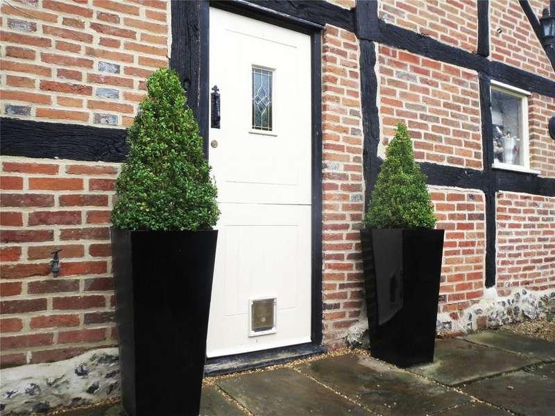 3 Bedrooms Detached House for sale in Brickworth Road, Whiteparish, Wiltshire, SP5