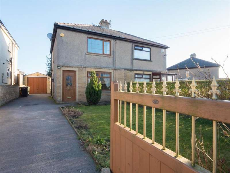 2 Bedrooms Semi Detached House for sale in Barmby Place, Bradford BD2 4RB