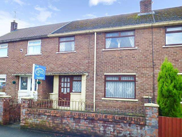 3 Bedrooms House for sale in Heralds Close, Widnes