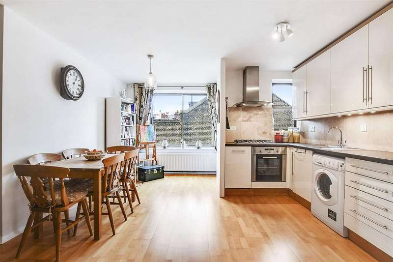 2 Bedrooms Flat for sale in Agincourt Road, London, NW3