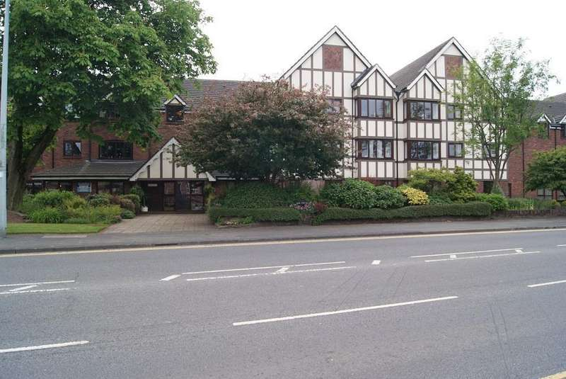1 Bedroom Retirement Property for sale in Ash Court, King Edward Road