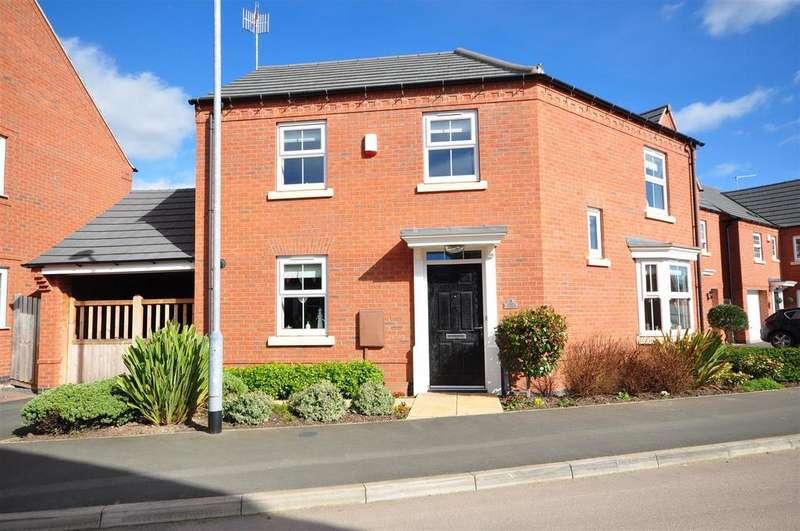 3 Bedrooms House for sale in Hobben Crescent, Hucknall, Nottingham