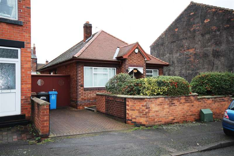 2 Bedrooms Bungalow for sale in Wade Avenue, Ilkeston