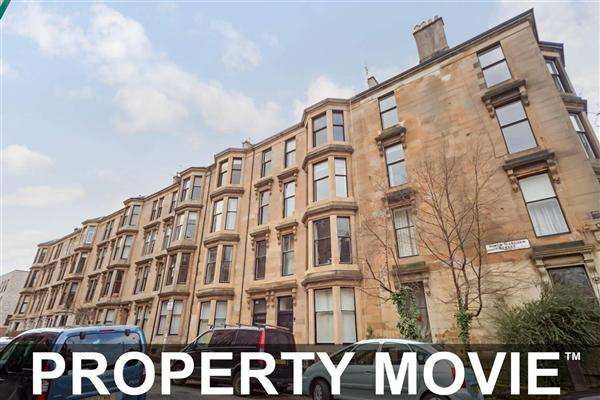 4 Bedrooms Apartment Flat for sale in Flat 3, 17 North Gardner Street, Partickhill, Glasgow, G11 5BU