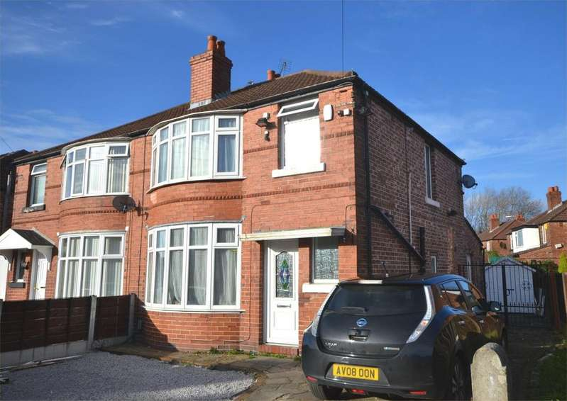 3 Bedrooms Semi Detached House for sale in Victoria Road, Fallowfield
