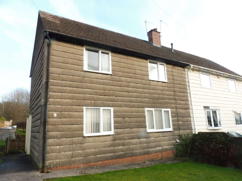3 Bedrooms Semi Detached House for sale in St Cadocs Road, Trevethin, Pontypool