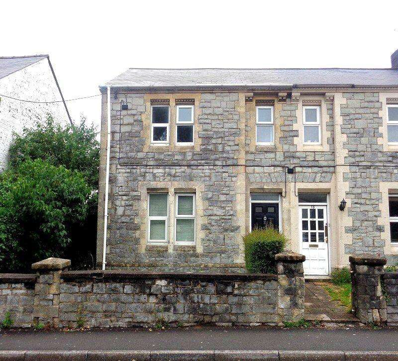 2 Bedrooms End Of Terrace House for sale in Cowbridge Road, Bridgend.
