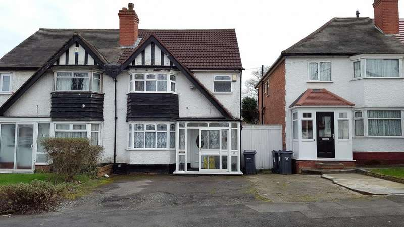 3 Bedrooms Semi Detached House for sale in , COPTHALL RD, HANDSWORTH, B21