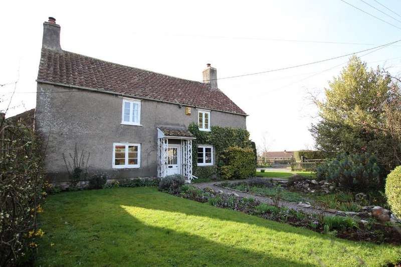 3 Bedrooms Cottage House for sale in Streamcross, Claverham