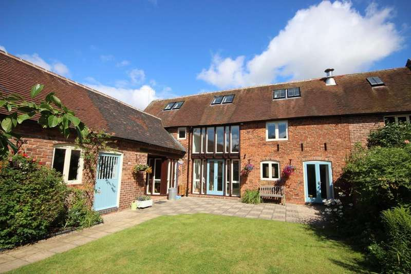 4 Bedrooms Barn Conversion Character Property for sale in Main Street, Smisby, Ashby-de-la-Zouch