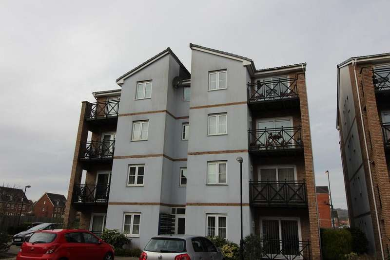 1 Bedroom Flat for sale in Pentland Close, Llanishen