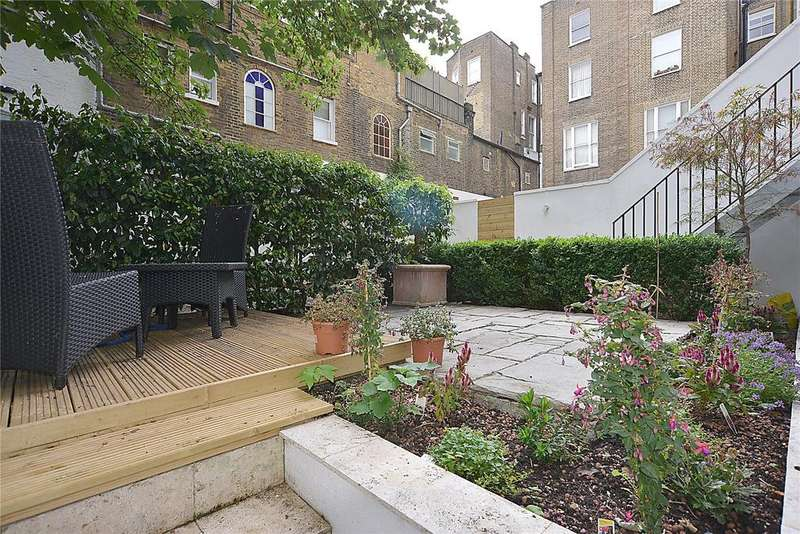 2 Bedrooms Flat for sale in Earls Court Square, Earls Court, London