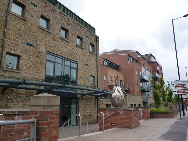 2 Bedrooms Apartment Flat for rent in Coopers House, 211 Ecclesall Road, Sheffield, S11 8HF