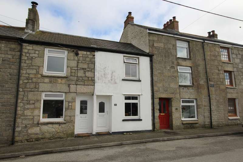 1 Bedroom Property for sale in Chapel Street, St. Day, Redruth, TR16