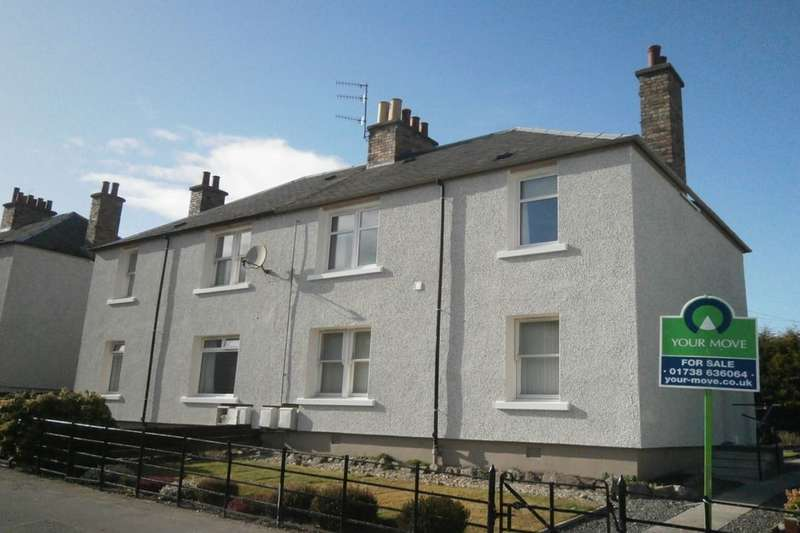 1 Bedroom Flat for sale in Abbot Crescent, Perth, PH2