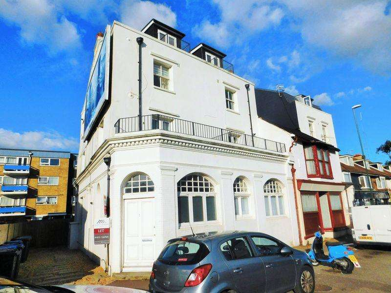 2 Bedrooms Maisonette Flat for sale in Brighton Road, Shoreham-By-Sea