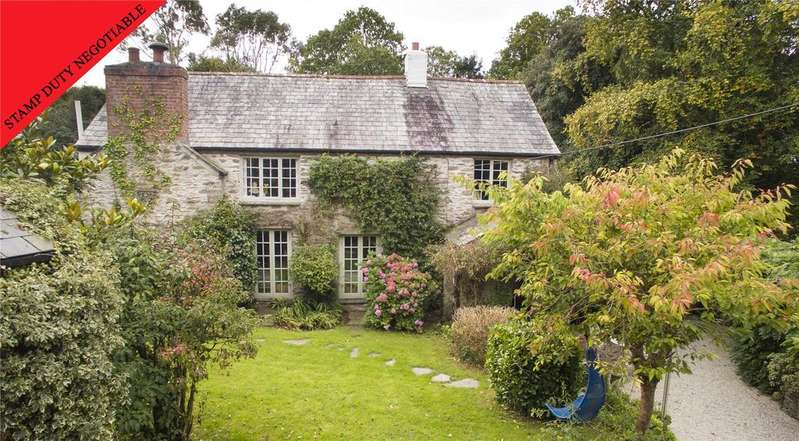 5 Bedrooms House for sale in Saltash, Cornwall, PL12