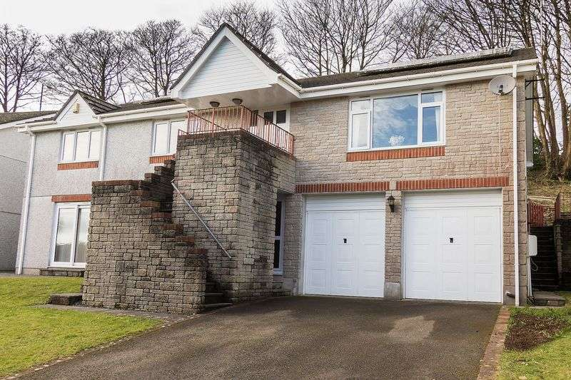 5 Bedrooms Detached House for sale in Gwel-An-Nans Close, Liskeard