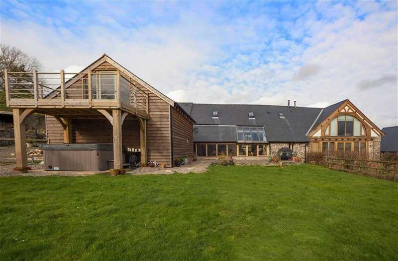 3 Bedrooms House for sale in PAINSCASTLE, Painscastle, Near Hay On Wye, Powys