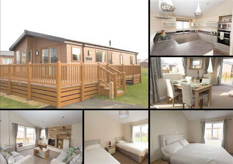 3 Bedrooms Park Home Mobile Home for sale in Willerby Lancaster Lodge, Tattershall
