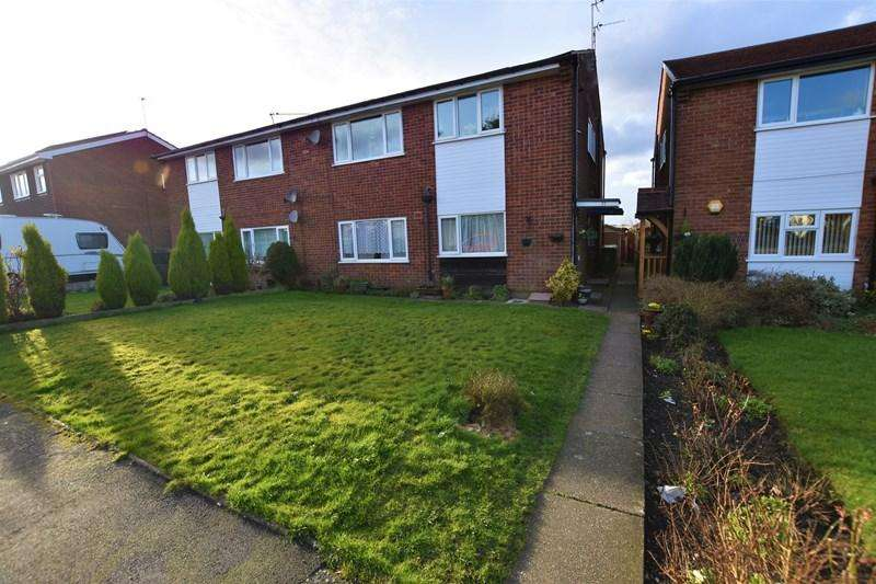 3 Bedrooms Maisonette Flat for sale in Hope Street, Halesowen