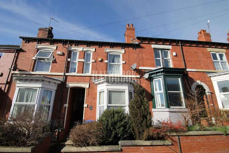 3 Bedrooms Terraced House for sale in South View Road, Nether Edge, S7
