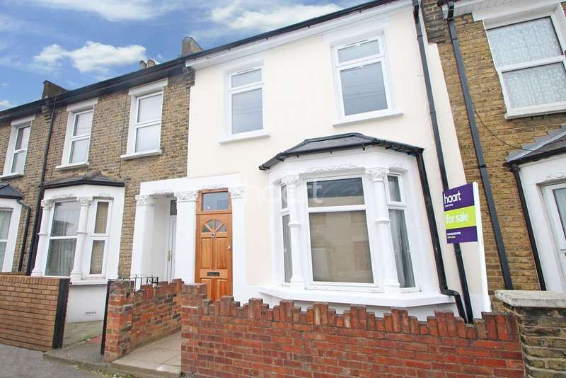 4 Bedrooms Terraced House for sale in Gough Road, Stratford, London, E15