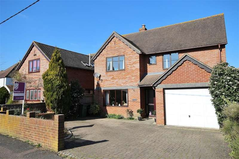 5 Bedrooms Detached House for sale in Haywards Road, Drayton, OX14