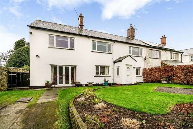 4 Bedrooms Semi Detached House for sale in High Mains, Torpenhow, Wigton, Cumbria