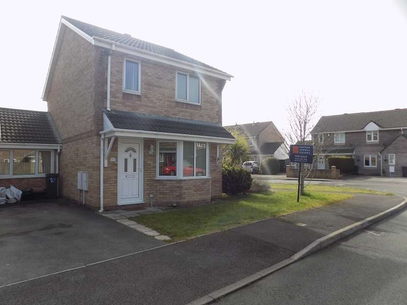 3 Bedrooms Link Detached House for sale in Afandale , Baglan Moors, Port Talbot, Neath Port Talbot. SA12 7BN