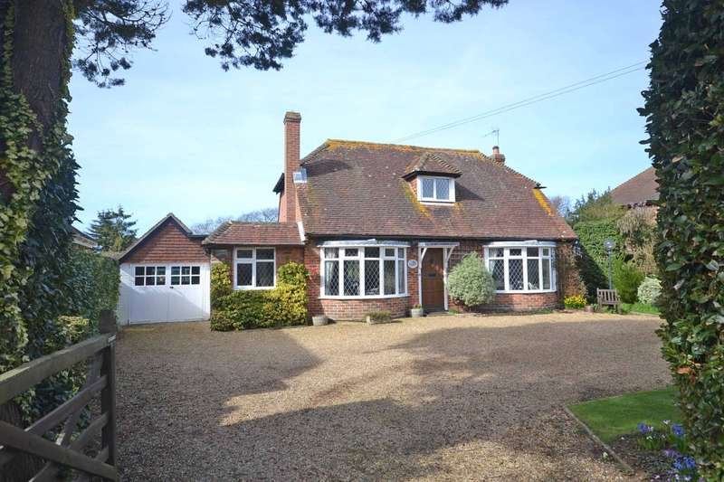 3 Bedrooms Detached House for sale in Itchenor Road, Itchenor, PO20