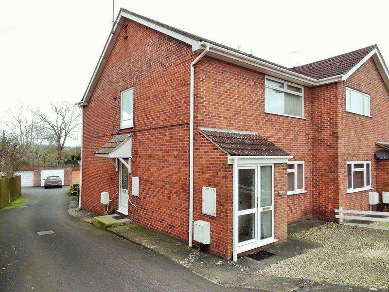 1 Bedroom Apartment Flat for sale in Taunton Road, Bridgwater