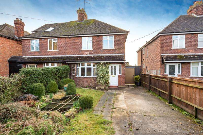 3 Bedrooms Semi Detached House for sale in Buckingham Road, Bicester, Oxfordshire